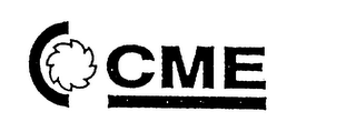 mark for CME, trademark #75578505
