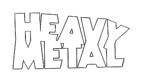 mark for HEAVY METAL, trademark #75580422