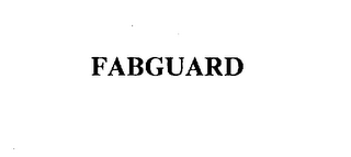 mark for FABGUARD, trademark #75586793