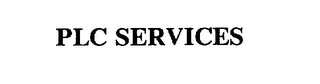 mark for PLC SERVICES, trademark #75590010