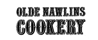 mark for OLDE NAWLINS COOKERY, trademark #75595972