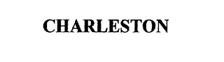 mark for CHARLESTON, trademark #75596850