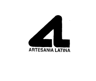 mark for ARTESANIA LATINA, trademark #75607579