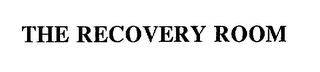 mark for THE RECOVERY ROOM, trademark #75611846