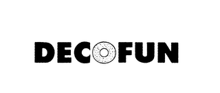 mark for DECOFUN, trademark #75613115