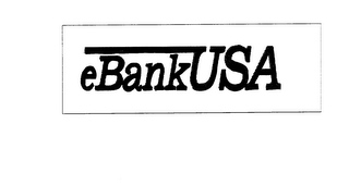 mark for EBANKUSA, trademark #75617315