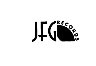 mark for JFG RECORDS, trademark #75619754