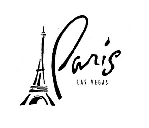 mark for PARIS LAS VEGAS, trademark #75622575