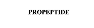 mark for PROPEPTIDE, trademark #75625110
