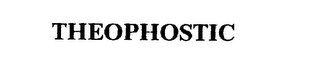 mark for THEOPHOSTIC, trademark #75635186