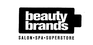 mark for BEAUTY BRANDS SALON SPA SUPERSTORE, trademark #75637010