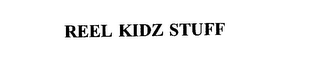 mark for REEL KIDZ STUFF, trademark #75644300