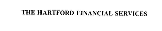 mark for THE HARTFORD FINANCIAL SERVICES, trademark #75645476