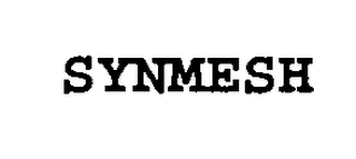 mark for SYNMESH, trademark #75648022