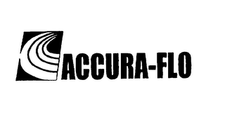 mark for ACCURA-FLO, trademark #75662963
