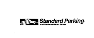 mark for STANDARD PARKING AN APCOA/STANDARD PARKING COMPANY, trademark #75673399