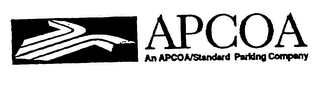 mark for APCOA AN APCOA STANDARD PARKING COMPANY, trademark #75673677