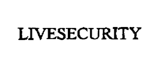 mark for LIVESECURITY, trademark #75678210