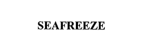 mark for SEAFREEZE, trademark #75680981