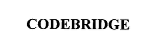 mark for CODEBRIDGE, trademark #75686828