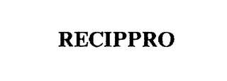 mark for RECIPPRO, trademark #75689628