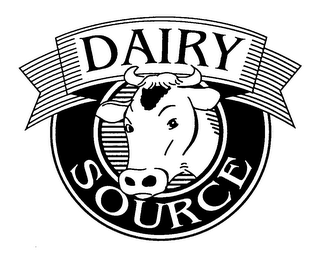 mark for DAIRY SOURCE, trademark #75691185
