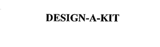mark for DESIGN-A-KIT, trademark #75691321