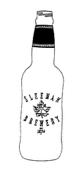 mark for SLEEMAN BREWERY EST. 1834, trademark #75692070