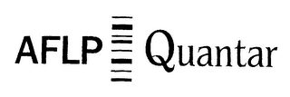 mark for AFLP-QUANTAR, trademark #75693333