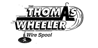 mark for THE THOMAS WHEELER WIRE SPOOL, trademark #75698284