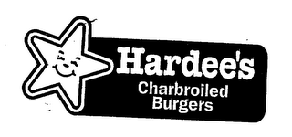 mark for HARDEE'S CHARBROILED BURGERS, trademark #75708630