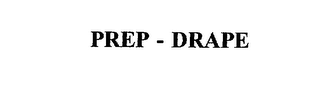 mark for PREP - DRAPE, trademark #75712585
