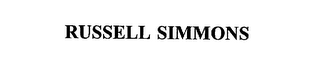 mark for RUSSELL SIMMONS, trademark #75713632