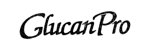 mark for GLUCAN PRO, trademark #75714691