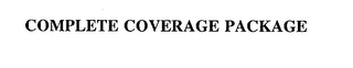 mark for COMPLETE COVERAGE PACKAGE, trademark #75723927