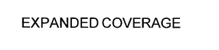 mark for EXPANDED COVERAGE, trademark #75724184