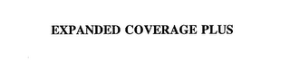mark for EXPANDED COVERAGE PLUS, trademark #75724221