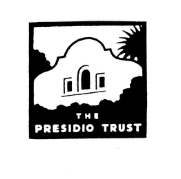 mark for THE PRESIDIO TRUST, trademark #75724694