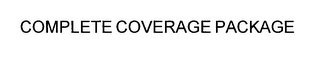 mark for COMPLETE COVERAGE PACKAGE, trademark #75724793