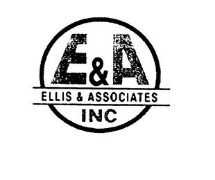 mark for E&A ELLIS & ASSOCIATES INC, trademark #75730489