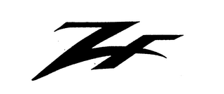 mark for ZF, trademark #75734319
