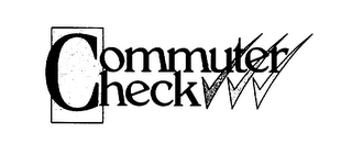 mark for COMMUTER CHECK, trademark #75736202