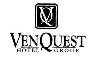 mark for VQ VEN QUEST HOTEL GROUP, trademark #75738192