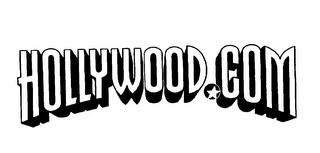 mark for HOLLYWOOD.COM, trademark #75739640