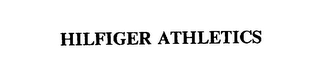 mark for HILFIGER ATHLETICS, trademark #75739956