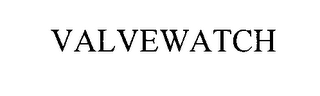 mark for VALVEWATCH, trademark #75744440