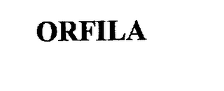 mark for ORFILA, trademark #75745990