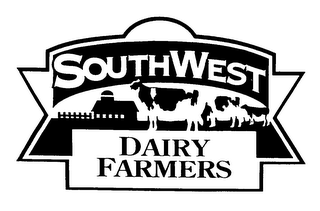 mark for SOUTHWEST DAIRY FARMERS, trademark #75752333