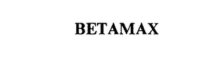 mark for BETAMAX, trademark #75761206