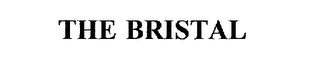 mark for THE BRISTAL, trademark #75761724